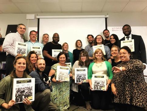 Overcoming Racism and Kickboard
