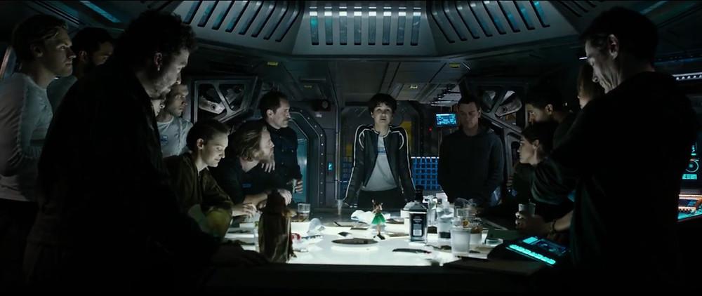Foto: divulgação Alien Covenant