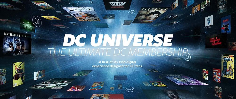Foto: divulgação DC Universe