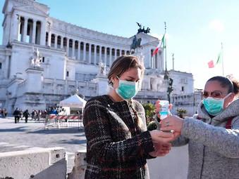 """""""Não acreditem nos que dizem que é só uma gripe: Não é!"""", alerta brasileira na Itália"""