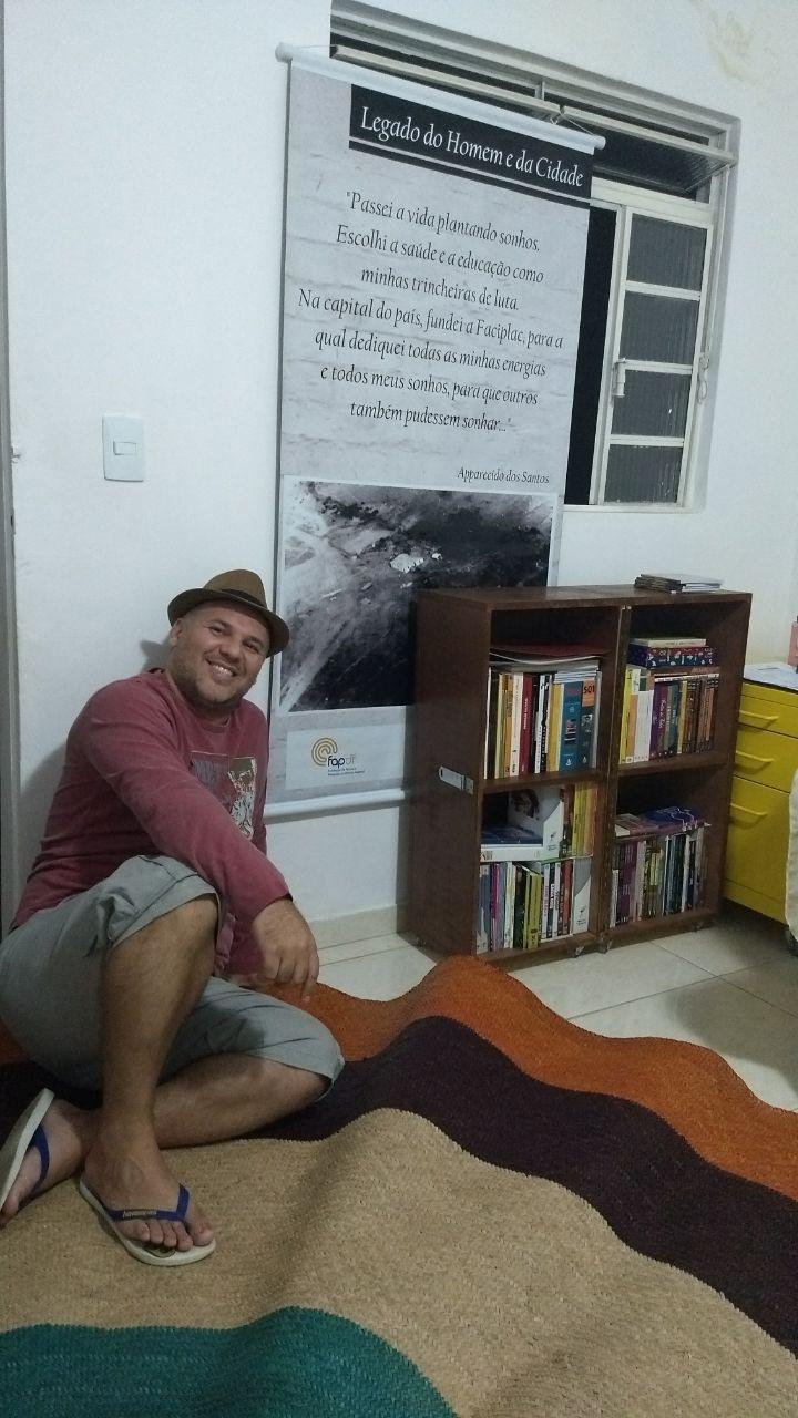 Foto do acervo pessoal Andrey do Amaral