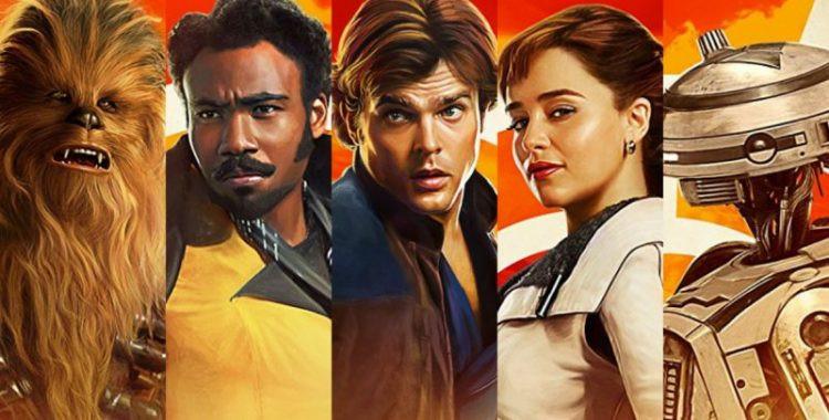 Foto: divulgação Han Solo