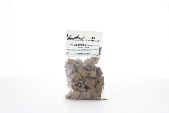 Beef Liver - Freeze Dried Pet Treats