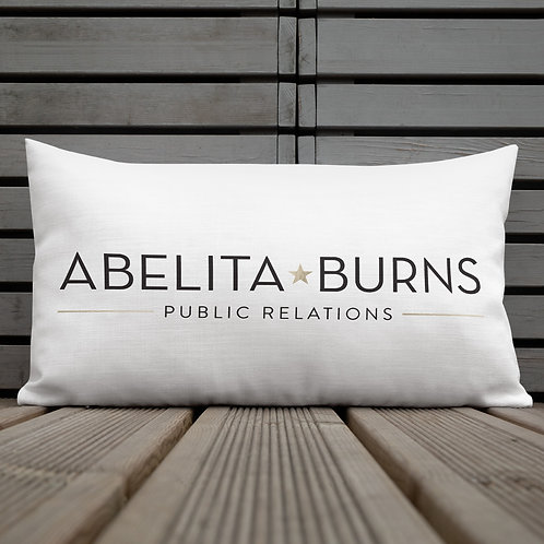 ABPR All-Over Print Premium Pillow