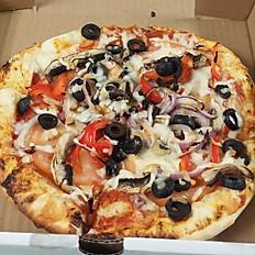 "9"" Vegetarian Pizza"