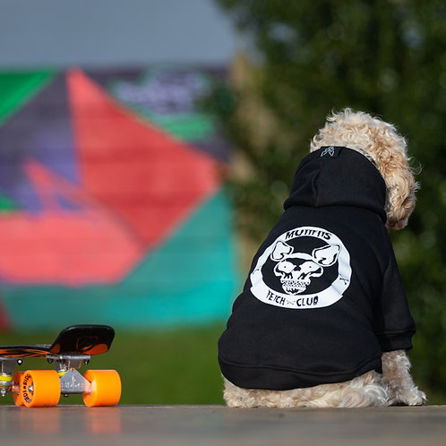MUTTFITS FETCH CLUB DOG HOODIE