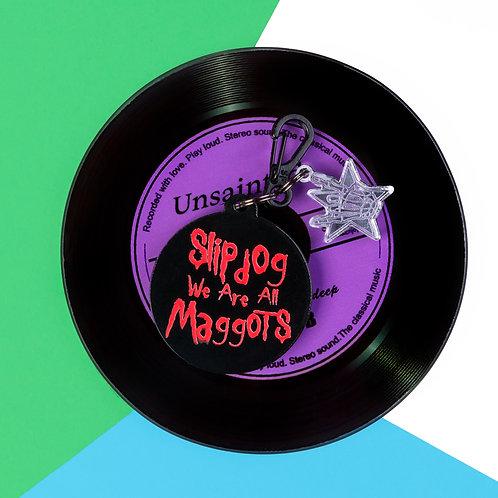 Slipknot dog tag