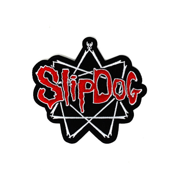 SlipDog Iron On Patch