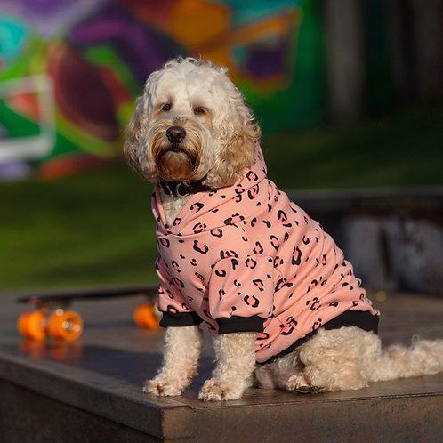PUNK PRINCESS DOG HOODIE