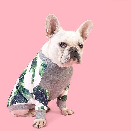 MARSEILLE DOG SWEATSHIRT