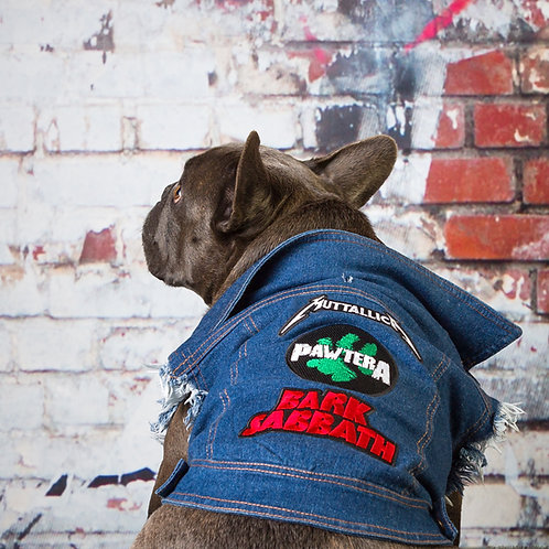 dog denim, dog jackets, dog coats, dog clothing, dog clothes, rock dog, rock, dogs, denim