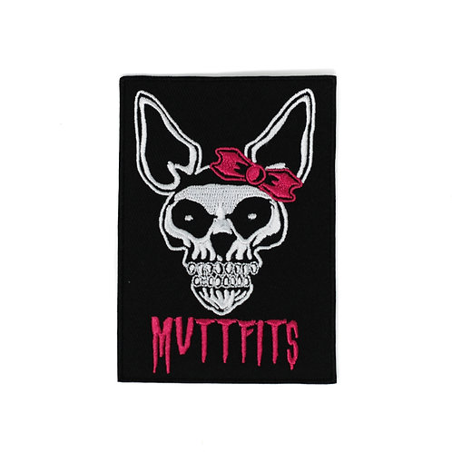 MISS MUTTFITS PATCH