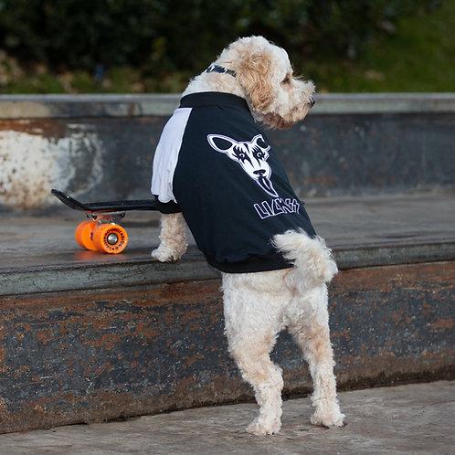 LICKSS RAGLAN DOG T-SHIRT