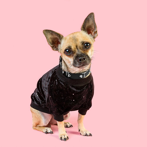 MIDNIGHT DOG SWEATSHIRT