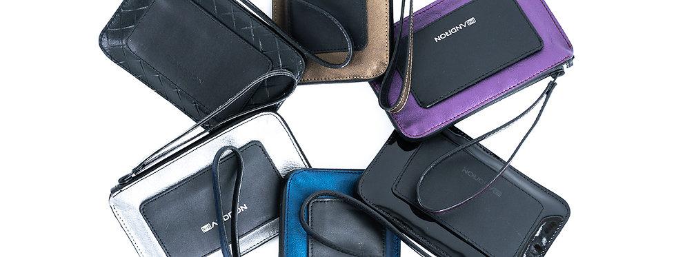 Wrist bags dark color