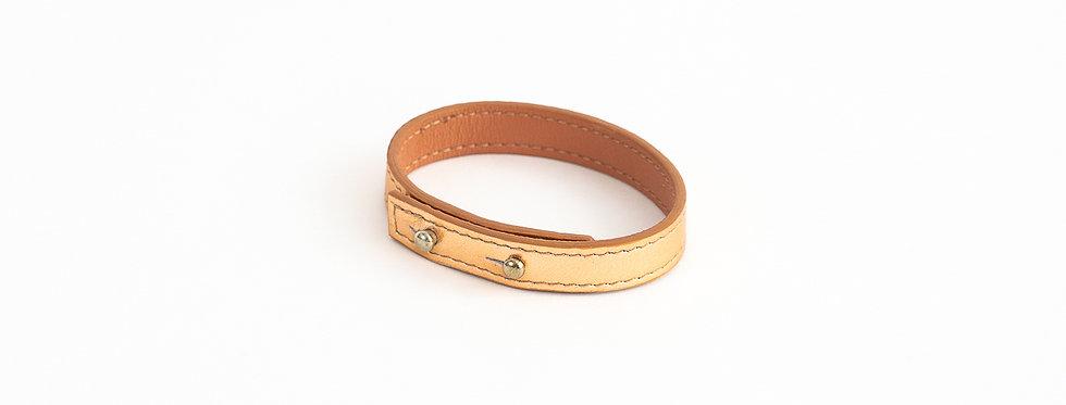 Bracelet /wristband, Pink Mint