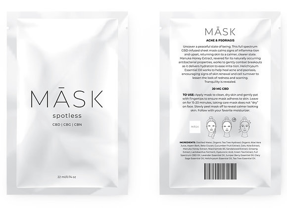 Spotless Face Mask