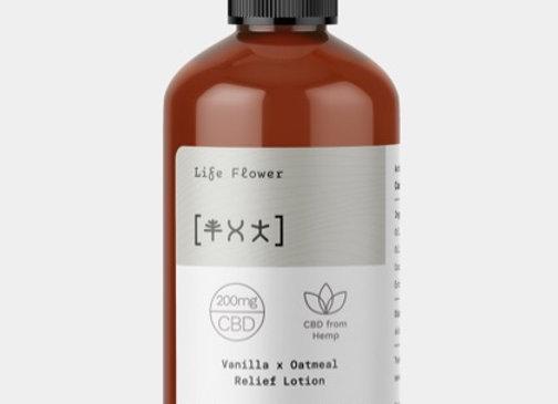 Vanilla x Oatmeal Relief Lotion 8.0oz