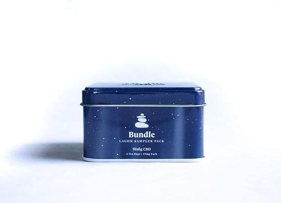 Lagom Teas – BUNDLE - Sample Pack