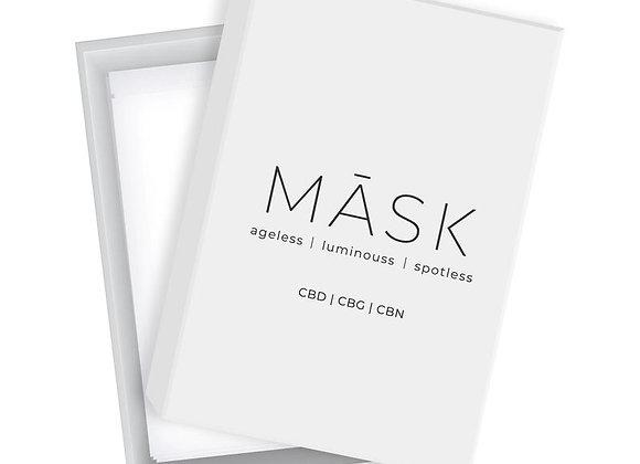 BOX OF 3 Variety Box CBD Skincare Sheet Masks