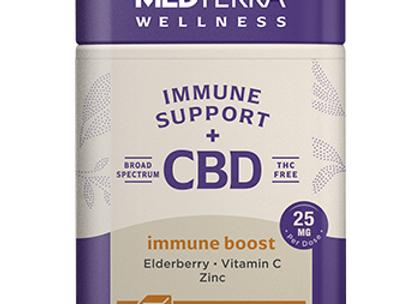 WELLNESS GUMMIES 750mg Immune Boost