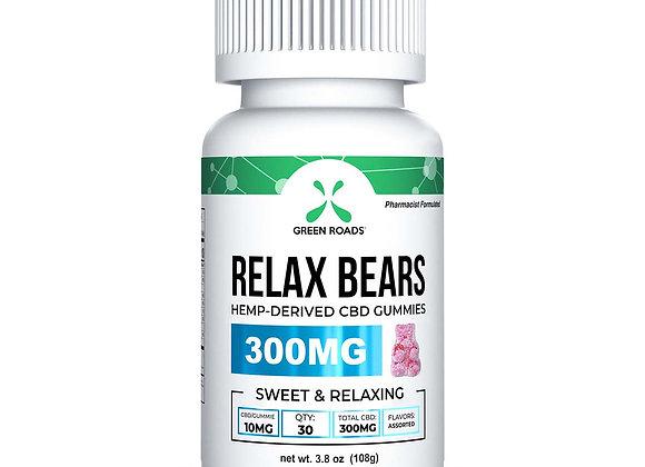 Green Road CBD Gummy Bears 300mg