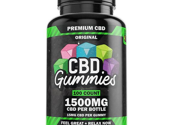 CBD Gummies 100-Count