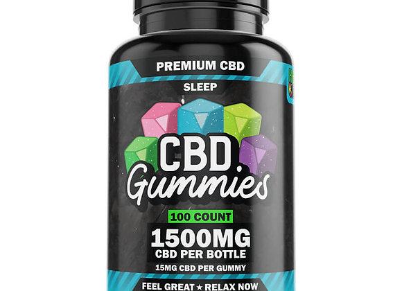 CBD Sleep Gummies 100-Count