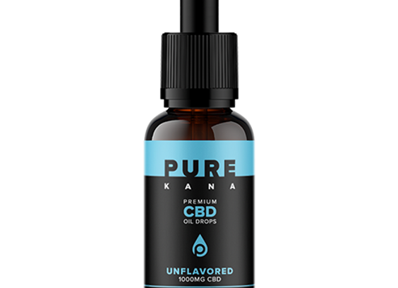 PureKana Natural CBD Oil 1000mg