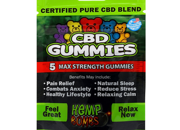 Complete relaxation daily packs (75mg-5ct)