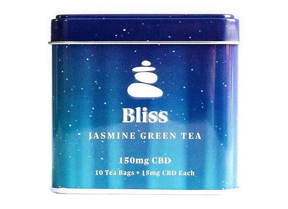Lagom Teas – Bliss Jasmine Green
