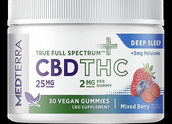 TRUE FULL SPECTRUM™ CBD gummies