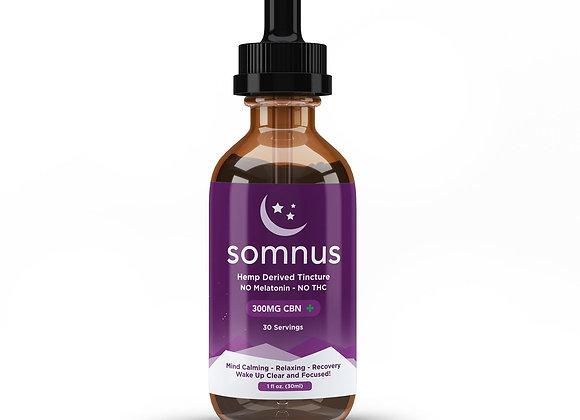30ml SOMNUS Bedtime Tincture Bottle (30 Day Supply) CBN
