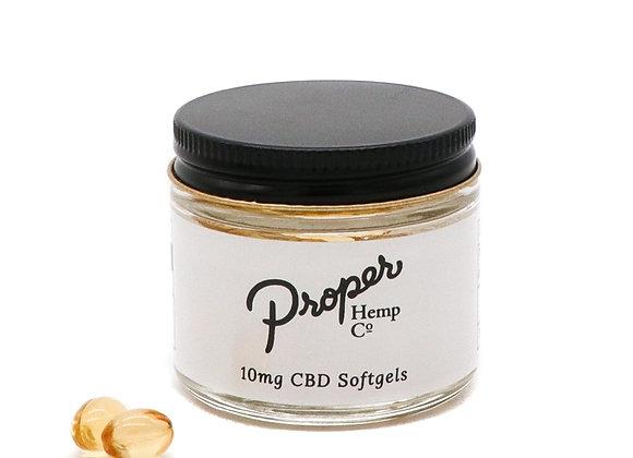 Proper Hemp Co CBD Softgels 30ct