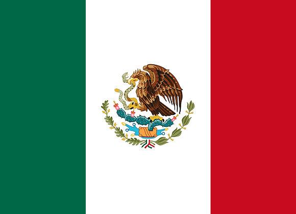 Mexico Oaxaca Maza