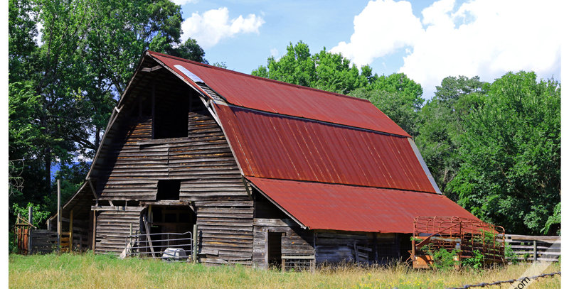 Barn 1162 (Metal) - Images by Wheeler