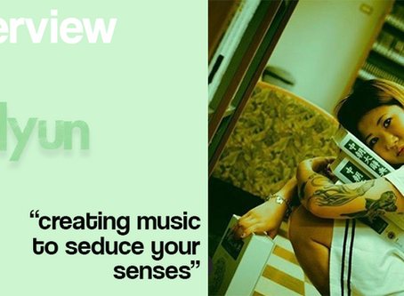 INTERVIEW with Alyun: creating music to seduce your senses
