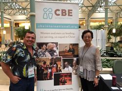 Roberto Garay and Mabel Yin