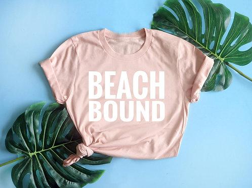 Beach Bound Shirt   Trendy Summer Tee