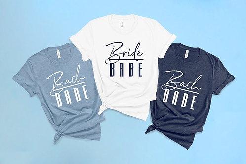 Bach Babe Shirts | Bachelorette Party Shirts