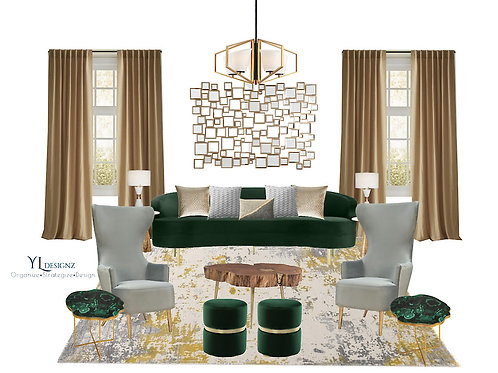 Shop the Look: Living Room 005