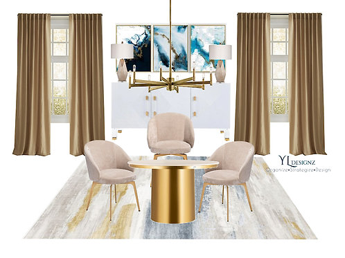 Shop the Look: Dining Room 004