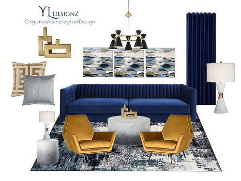 Shop the Look: Living Room 003