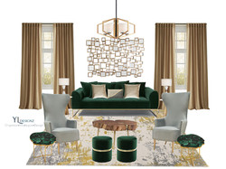 SHOP THE LOOK LIVING ROOM 005