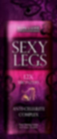 Кремя для загара ног в солярии SEXY LEGS