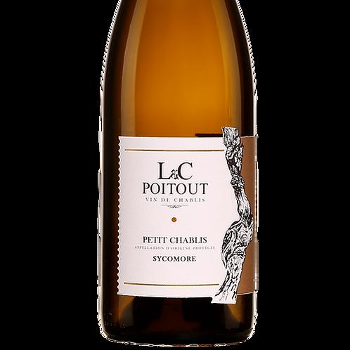 L&C Poitout Petit Chablis Sycomore 2018