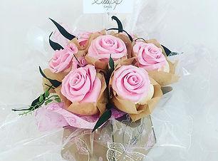 Cupcakes 👆🏻 #handmade #roses #flowers