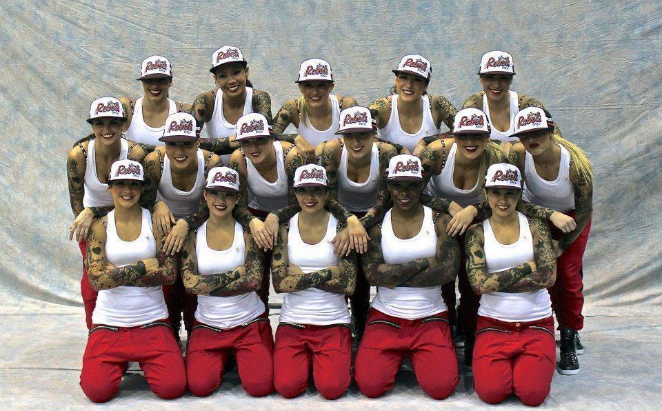 UNLV Rebel Girls 2013