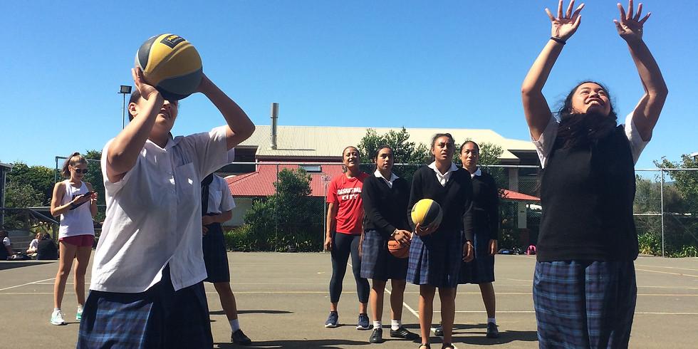 Street B-Ball & Water Wars!