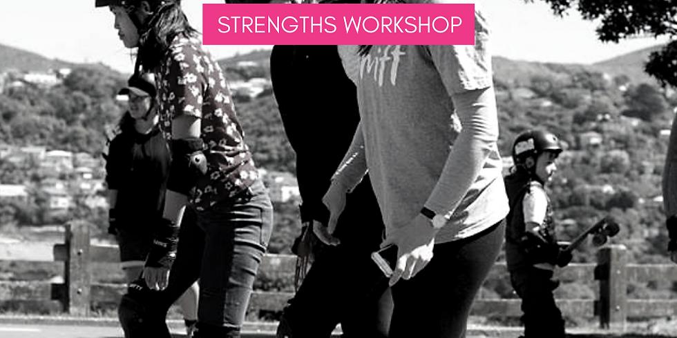 Strengths Workshop // Senior LeadHERship